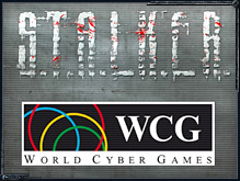 WCG and S.T.A.L.K.E.R. logos